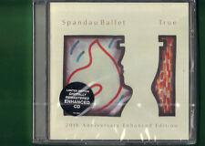SPANDAU BALLET - TRUE 20th ANNIVERSARY CD NUOVO SIGILLATO