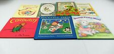 LOT of 7 Children's Picture Books Bed Time Stories for Kids Paperback, Hardcover