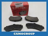 Pills Front Brake Pads L'Armorique Brake Pad Almera 95 2000 4180