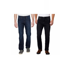 NEW!! Urban Star Men's Stretch Relaxed Fit Straight Leg Jeans Variety