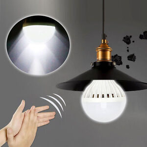 New Clap And Turn The Light Bulb Lights Home and Garden