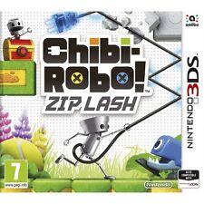 Chibi-Robo! Cremallera Lash (3ds) NUEVO Y PRECINTADO - ENVÍO RÁPIDO
