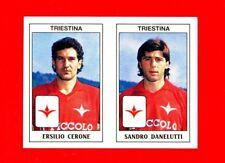 CALCIATORI Panini 1989-90 - Figurina-Sticker n. 499 -CERONE-DANELU TRIESTINA-New
