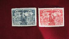 UdSSR/Rußland 1934 Mi.Nr. 472-473 postfrisch*