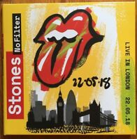 "THE ROLLING STONES : ""Live In London 2018"" (RARE 2 CD)"