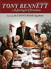 Tony Bennett -- A Swingin' Christmas: Featuring the Count Basie Big Band (Piano/