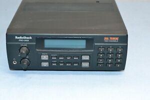 Radio Shack Pro 2052 Dual Trunking Scanner Receiver