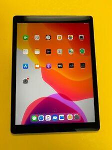 Apple iPad Pro 1st Gen 128GB Wi-Fi + 4G (Unlocked) 12.9 in - Gray - LCD DISCOLOR