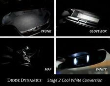 Interior LED Light Upgrade Kit for 2015-2017 Ford Mustang (Vanity, Map, Glove)