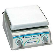 Benchmark Scientific Ceramic Top Hotplate & Stirrer H4000-HS, 115V, NEW