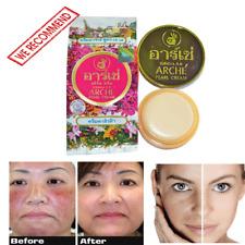 Arche Pearl Cream Whitening Skin Melasma Freckles Acne Dark Spot Scars Net 3 G.