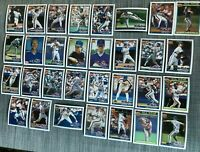 1991 NEW YORK METS Topps COMPLETE Baseball Team Set 31 Cards STRAWBERRYx2 GOODEN