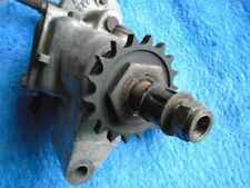 """BURMAN RP GEARBOX SPROCKET. RED PANTHER 18 T SPROCKET .LIMITED STOCK.1/2""""x5/16"""""""
