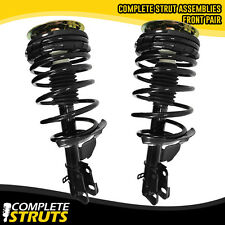 84-96 Buick Century Front Quick Complete Struts & Coil Springs w/ Mounts Pair x2