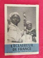 Revue SCOUT /L'ECLAIREUR DE FRANCE / janvier 1946/