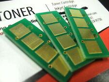 3 Toner Chip Refill for Toshiba e-Studio 2051C 2551C 2050C 2550C (T-FC30) EURO