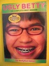 UGLY BETTY The Complete First Season DVD Box Set w/ Bonus Features NEW SEALED