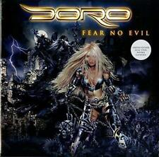 DORO - FEAR NO EVIL (LIMITED PURPLE 2LP)  2 VINYL LP NEU