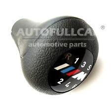 Pomo marchas BMW 6 velocidades knob shift palanca de cambio deportivo M goma