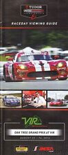 2014 IMSA TUSC VIR Race Day Viewing Guide SRT Motorsports Dodge Viper GTS-R