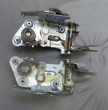 Set of Two 1969-89 Porsche 911 912 930 Door Locks Latches - Very Nice