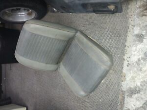 ACT NOW !  Dodge A100 Seat Super Stock very light
