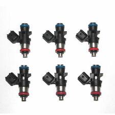 6 X Bosch Fuel Injectors Set For 11-19 Chrysler Dodge Ram Jeep 3.6 V6 0280158233