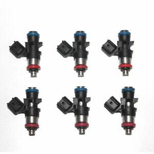 6 Fuel Injectors OE for 2011-2017 Dodge Grand Caravan 3.6L V6 #0280158233