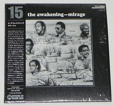 The Awakening / Mirage JAPAN CD Mini LP w/OBI PCD-22099