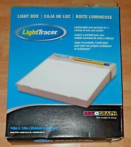 LightTracer 10x12 inch Light Box Artograph Model #225-365