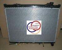 KIA Sorento I JC 2,5 CRDi ATM & Schalter, Kühler Wasserkühler mit Einfüllstutzen