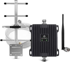 Handy-Signalverstärker EGSM 3G 2G 4G LTE Anruf Das Internet 800/900MHz Band 20/8