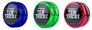 YoYofactory Ten Trick YoYo High speed bearing beginner friendly from Child/Adult