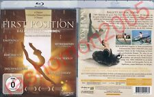 Blu-Ray FIRST POSITION Michaela Deprince Ballet Dance Documentary Region B/2 NEW