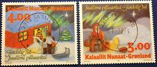 Greenland Series 1994 Christmas Stamps - LUXUS - Full Date CTO