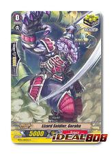 Cardfight Vanguard  x 4 Lizard Soldier, Goraha - BT14/084EN - C Mint