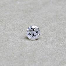 Natürlicher Diamant 0,006ct 1,1mm - 1,2mm D-F / Si Brillant Rund 1,1 1,2 1,3mm