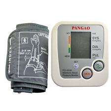Large Upper Arm Electronic Blood Pressure Monitor Automatic Measurement Machine