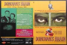 DONOVAN'S BRAIN (EL CEREBRO DE BRIAN) - NEW - English with Español&french subs