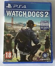 Ps4 Watch Dogs 2 Juego