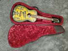 Gretsch Americana Way Out West Acoustic Guitar with Taylor Guitar Case