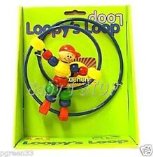 Childrens Kids Loopy Spiral Wooden Bead Childs Activity Toy Great Fun 15+Months