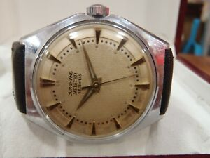 SUPERB VINTAGE WATCH JUNGHANS MEISTER CAL.J82/1 GERMANY SERVICED!FULLY WORKING!.