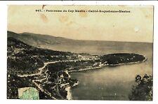 CPA-Carte Postale France Menton- Panorama du Cap Martin VM5646