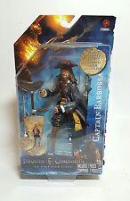 2011 Pirates of the Caribbean Stranger Tides Captain Barbossa Series 2 Figure