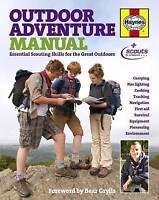 Haynes H5282 Outdoor Adventure Manual: Essential Scouting Skills