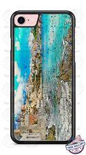 Countryside Beach Sea Art Phone Case fits iPhone X 8 PLUS Samsung 9 LG G7 etc