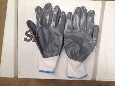 Nitrile Coated Gloves XL (10)- 120 Pairs