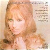 BARBRA STREISAND - Greatest Hits (CD Original ALBUM) 1969  CBS  11 Tracks