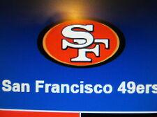 50 SAN FRANCISCO 49ERS CARDS  (Lot)